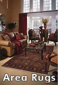 Area rugs at Specialty Flooring
